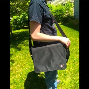 Adidas 100% Polyester Zippered Tote